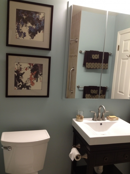 Best Bathroom Colors Gray Collectivefield Small Bathroom Colors For 2016