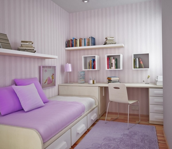 Best Cool Bedroom Design In Small Room Ideas With Beige Color Walls Modern Bedroom Design For Small Rooms