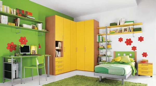 Best Winsome Decoration Ideas Pink Kids Room With Level Wooden Bed Kid Decorating A Small Childrens Room