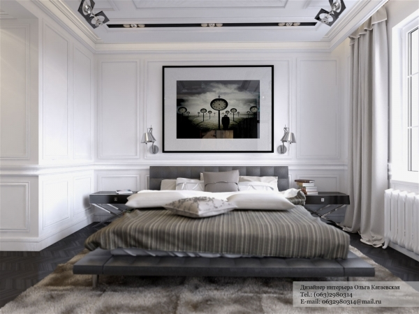 Delightful Bedroom Modern Bedroom Ideas With King Size Bed With Mattress And How To Make Small Bedroom Look Larger