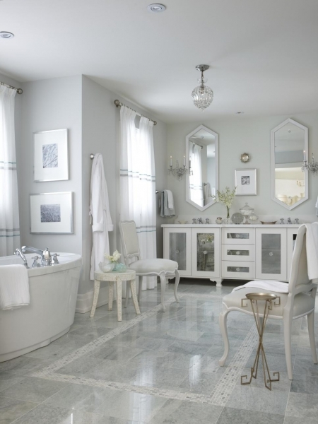 Fantastic 20 Luxurious Bathroom Makeovers From Our Stars Bathroom Ideas Small Master Bathroom Makeovers