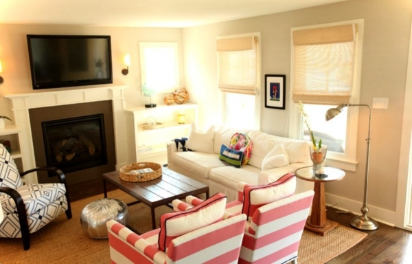Fantastic Furniture Layout For Small Living Room With Corner Fireplace Furniture Arrangements For Small Living Rooms