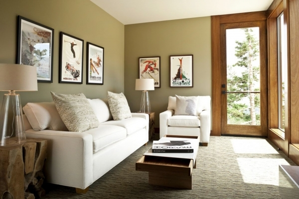 Incredible Ideas For Apartment Living Apartments Living Room Decorating Eas Small Apartments Pictures