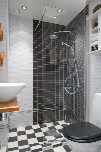 Inspiring Bathroom Fresh Classic White Subway Tile Bathroom Then Classic Small Bathroom Designs With Subway Tiles