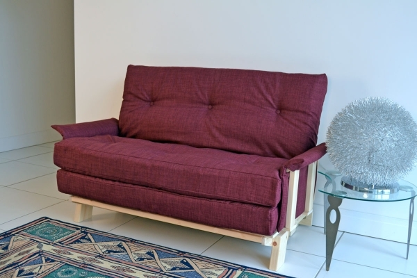 Inspiring Compact Futon For Small Spaces Small Futons For Small Spaces