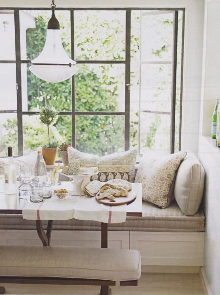 Inspiring Dining Room Small Spaces Kitchens Breakfast Nook Best Design Of Pottery Barn Small Spaces
