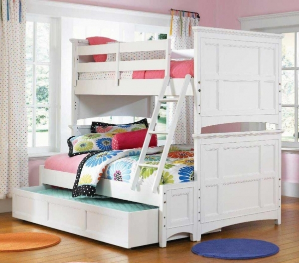 Marvelous Attractive Bedroom Design Ideas For Tween And Teenage Girls Vizmini Small Girls Bunk Beds Decorating Ideas