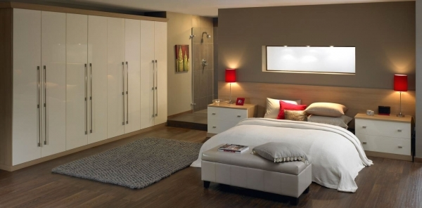 Marvelous Luxury Fitted Bedroom Furniture For Small Rooms With Custom Fitted Built In Wardrobe Designs For Small Bedroom