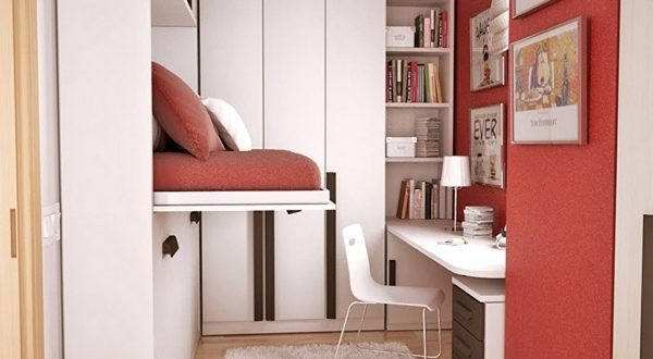 Small Rooms Decorated
