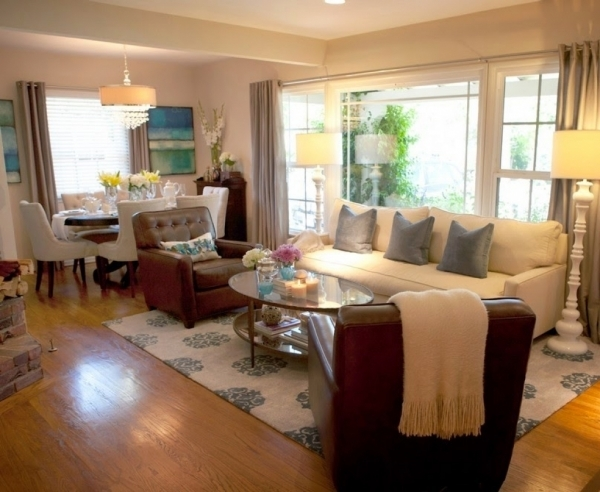 Outstanding Small Living And Dining Room Ideas With Goodly Amazing Living Room Small Living And Dining