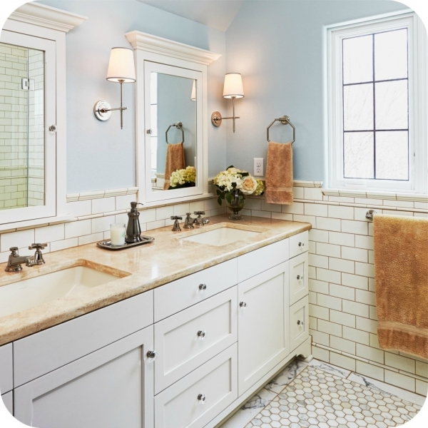 Picture of Bathroom Remodel Ideas What39s Hot In 2015 Subway Tile Small Bathroom Remodeling
