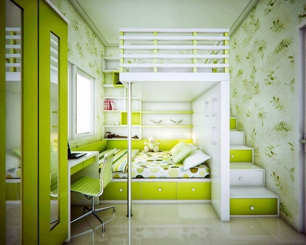 Picture of Bedroom Small Space Decorating Ideas Kids Room Architectural Guest Decorating A Small Childrens Room