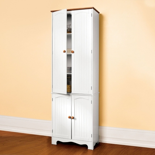 Picture of Pantry Cabinet Tall Pantry Cabinets With Complete Your Corner Corner Small Cupboard