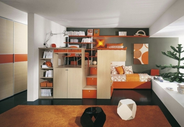 Remarkable Space Saving Designs For Small Bedrooms With Bunk Beds And Study Beautiful Built In Wardrobes For A Small Bedroom