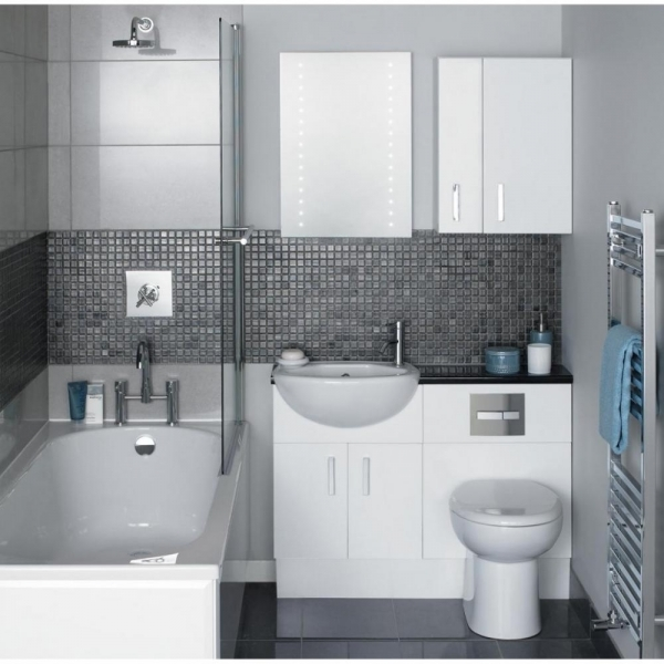 Stunning Practice Bathroom Remodeling Ideas For Your Bathroom Small Bathroom With Grey Color