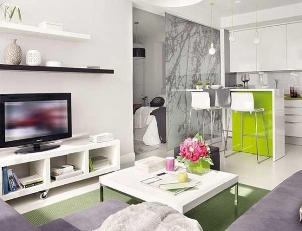 Beautiful Home Decor Studio Apartment Design Ideas Interior Design For Living Room And Kitchen For Small Spaces