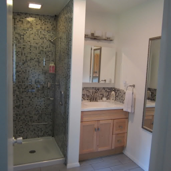 Beautiful Small Bathrooms With Shower Stalls Allenranch Nice Small Bathroom With Shower