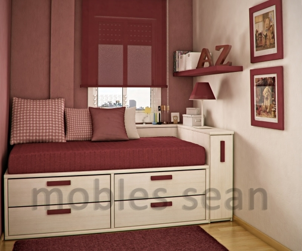 Beautiful Small Small Bedroom Designs Tribelleco Bed Designs For Small Rooms