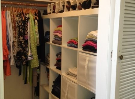 Small Walk In Closet Pictures