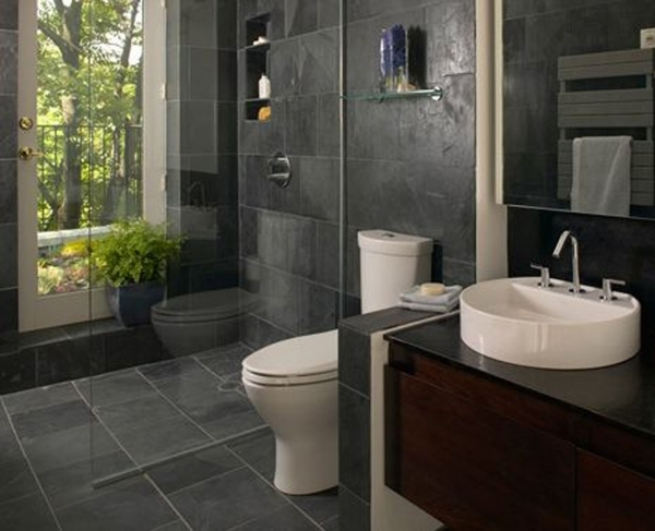 Best Small Bathroom Colors And Ideas Home Decorating Ideas Can You Paint A Small Bathroom A Dark Color