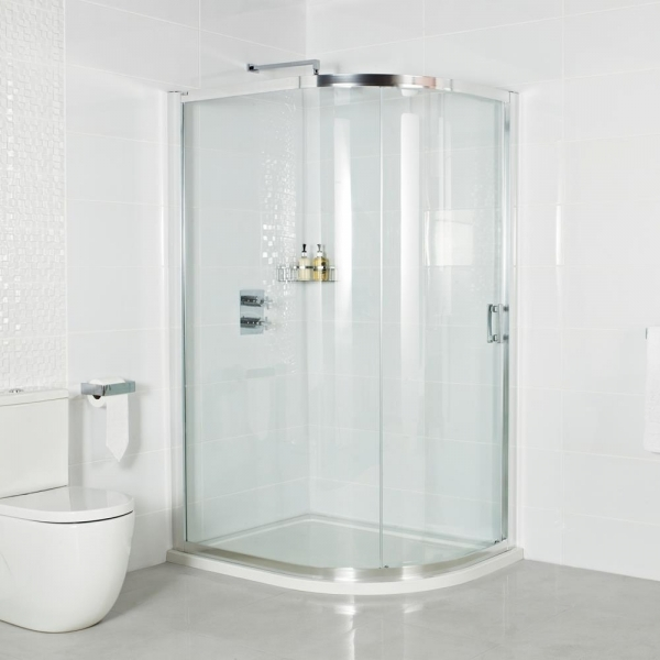 Delightful Space Saving Shower Enclosures Roman Showers Small Shower Enclosures