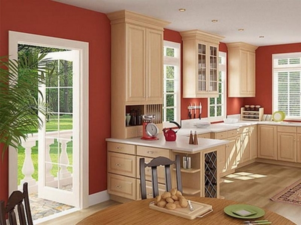 Fantastic Awesome Kitchen Design For Small Space With Assorted Color Newestrom Kitchen For Small Space