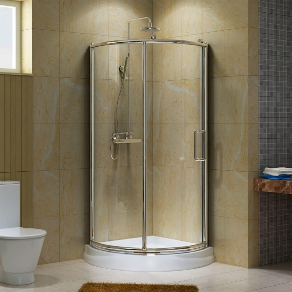 Fantastic Bathroom Showers Bloggerluv Small Shower Enclosures