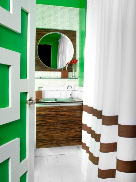Fascinating Bathroom Color And Paint Ideas Pictures Amp Tips From Hgtv Can You Paint A Small Bathroom A Dark Color