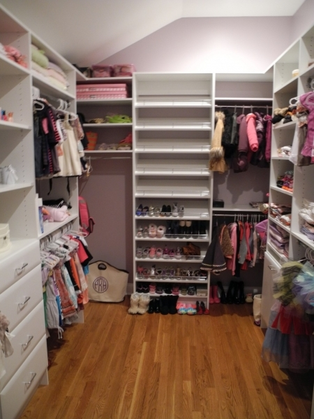 Fascinating U Shaped Ideas For A Small Walk In Closet In Girl Room Featuring Small Walk In Closet Pictures