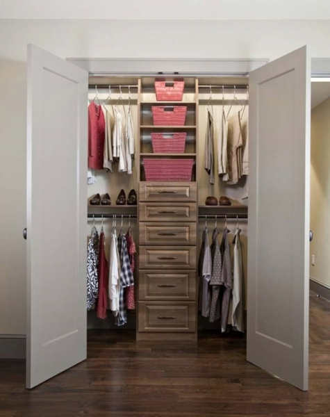 Fascinating Walk In Closet Ideas For Small Spaces Small Walk In Closet Small Walk In Closet Pictures