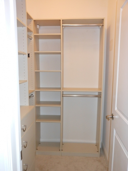 Image of Small Walk In Closet Ideas Pictures Small Walk In Closet Pictures