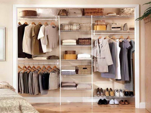 Incredible Choose The Best Closet Organizer Ideas Home Design Lover Closet Ideas For Small Spaces