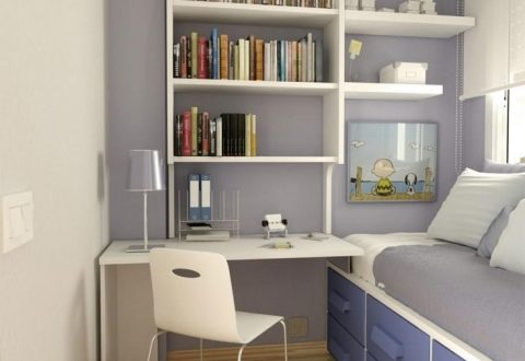 Solutions For Storage Small Bedrooms