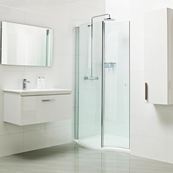Incredible Space Saving Shower Enclosures Roman Showers Small Shower Enclosures