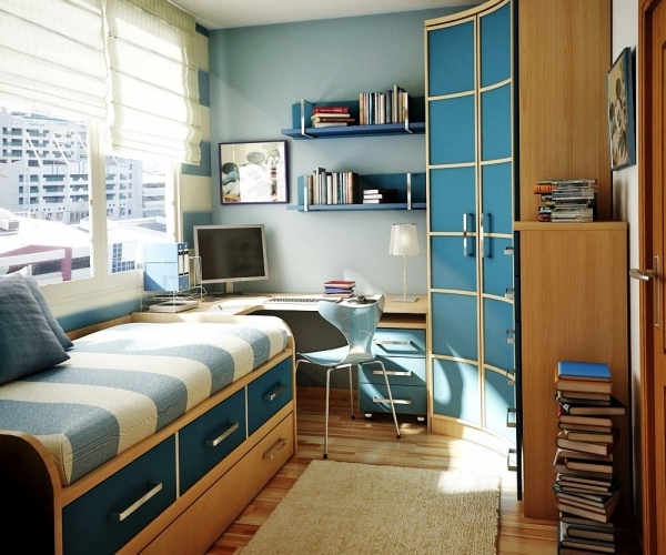 Inspiring Small Spaces Bedroom Designs Home Decorating Ideas Small Space Bedroom Design