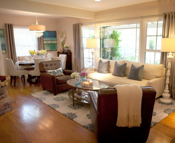 Marvelous Living Room Long Narrow Living Dining Room Design With Rectangle Decorate Small Living Room Dining Room Combo