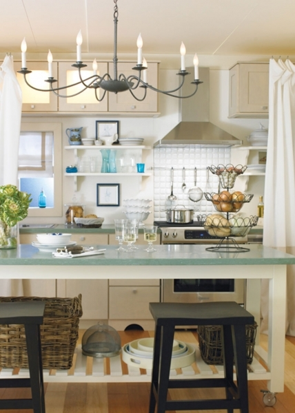 Picture of Great Kitchen For Small Spaces Home Color Ideas Kitchen For Small Space