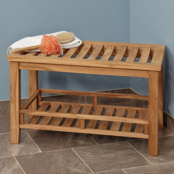 Remarkable Furniture Fold Down Shower Seat Teak Small Teak Shower Stool Small Bench For Bathroom