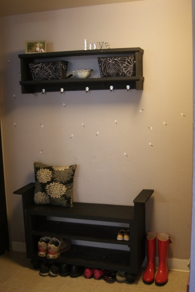Stunning Decorating Chic Entryway Furniture With Astounding Foyer Bench Small Benches For Entryway