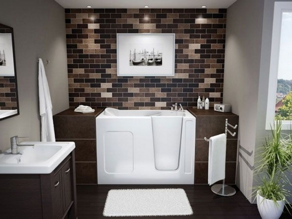 Wonderful Bathroom Designs Pictures For Small Spaces Rustic Ideas Small Bathroom Design Ideas