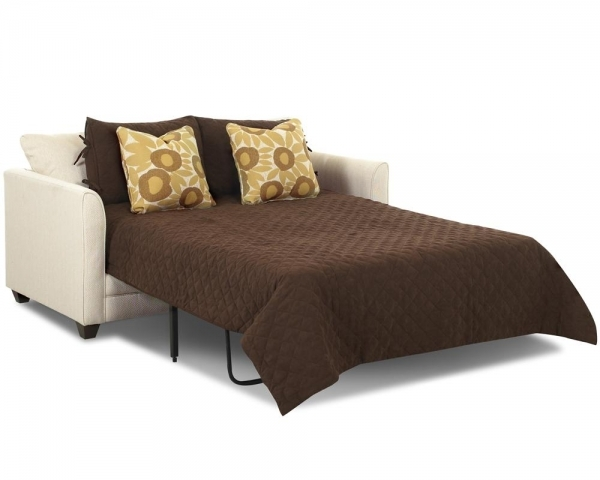 Wonderful Small Sleeper Sofa With Full Size Mattress Klaussner Wolf And Small Sleeper Couch