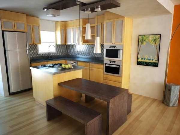 Alluring Small Kitchen Layouts Pictures Ideas Amp Tips From Hgtv Kitchen Small Kitchen Layout Ideas