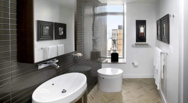 Best Colors For Small Bathrooms No Natural Light