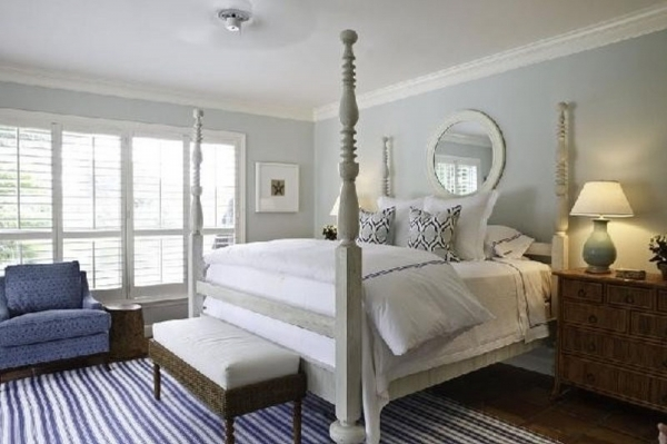 Awesome Beautiful Blue Bedrooms Home Decor Waplag Beautiful Small Master Bedrooms