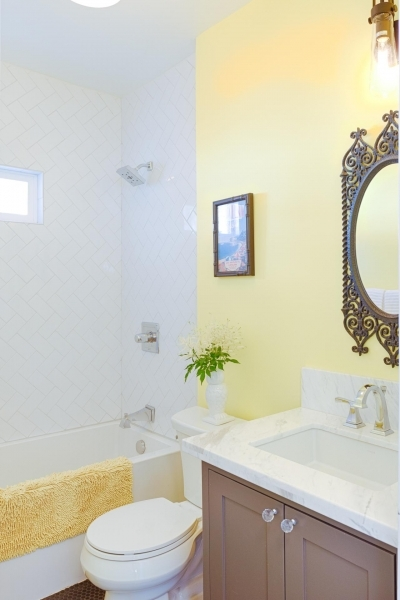 Beautiful Photos Hgtv Best Colors For Small Bathrooms No Natural Light
