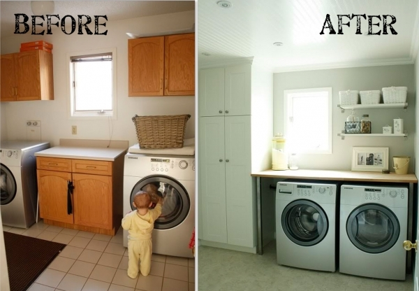 Fascinating 4 Tips To Upgrade Your Laundry Room Tip Junkie Cheap Laundry Room Storage Ideas For Small Spaces
