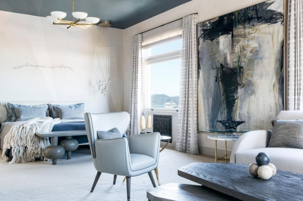 Fascinating Take A Look Inside The 2016 San Francisco Decorator Showcase Imans Small Master Room Decorating Ideas