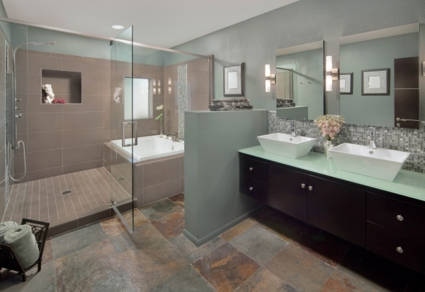 Gorgeous See What A Buyer Sees Looking At Your Bathroom With New Eyes Small Houses Master Bathrooms
