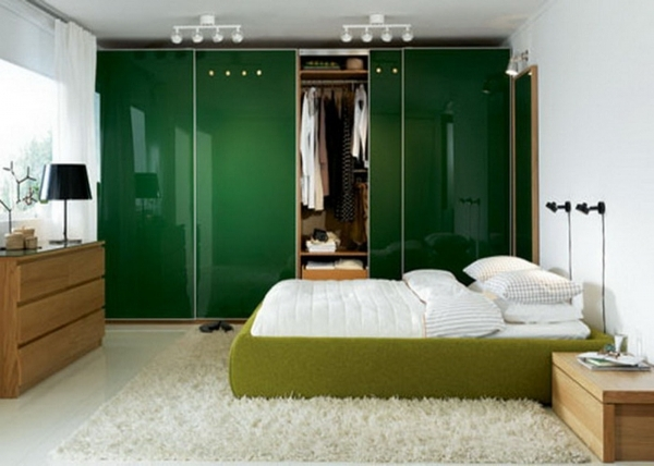 Image of Basic Small Bedroom Decorating Design Ideas Small Couples Room Decoration