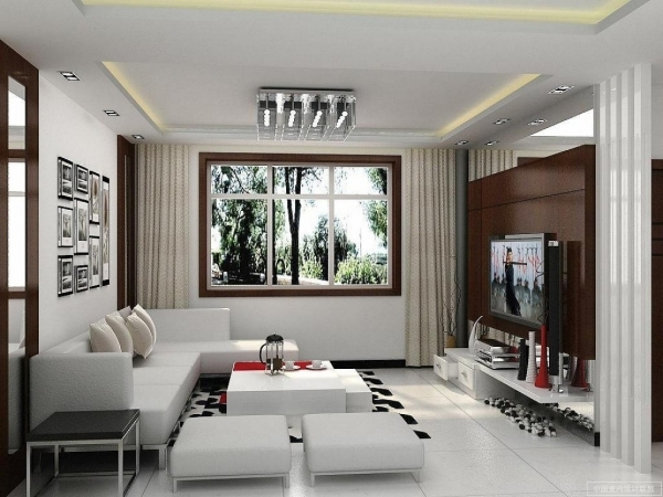 Image of Living Room For Small Space Home Design And Decor Small Bedroom Ideas Small Spaces